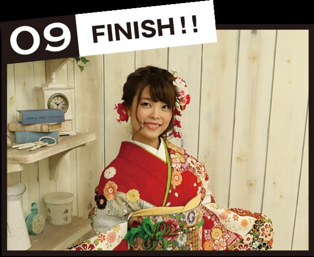 Finish!!